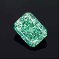Aurora Green Diamond - 5.03 ct - emerald-cut fancy vivid green - VS2 - $16.8 million at auction in 2016
