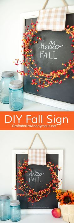 Fall decor for your mantel is a fabulous idea. Easy tutorial, and adds to any party you will have this season.