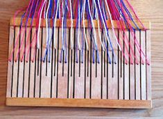 How to Weave on a Double Slot Weaving Reed - All Fiber Arts