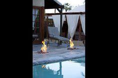 Korakia Pensione, Palm Springs - Mediterranean side