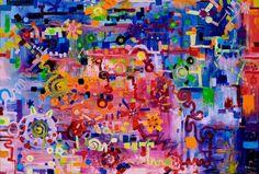 ARTFINDER: Transition to Chaos by Regina  Valluzzi