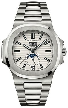 www.watchtime.com   blog    Fratello Friday: My Top 5 Moon Phase Watches   Patek Philippe Ref 52761A 500 #patekphilippe