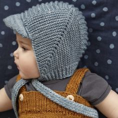 Knitted baby and child hat pattern - Knitting, Crochet Love Baby Hats Knitting, Knitting For Kids, Baby Knitting Patterns, Baby Patterns, Hand Knitting, Knitted Hats, Motifs Beanie, Crochet Baby, Knit Crochet