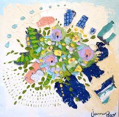 'Flowers in Flight'