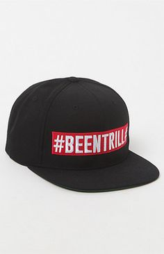 Been Trill Orthodox Snapback Hat at PacSun.com