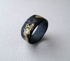 Gold and Silver Ring  Walter Chen-Barcelona Spain
