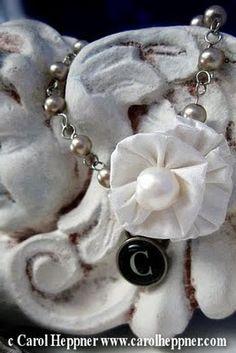 Mother's Day Bracelet tutorial must try! @K D Eustaquio at eCrafty.com #ecrafty #diybracelets #braceletsupplies