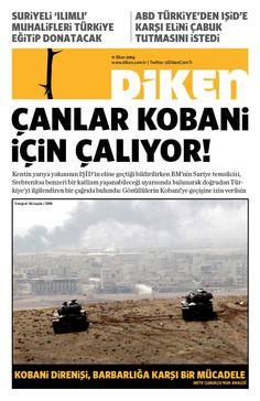 Çanlar Kobani için çalıyor!