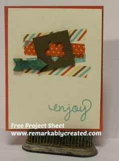 www.remarkablycreated.com 2014 Spring bundles – Petite Petals FREE Project Sheets