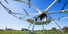 Could Your Next Uber be a Multicopter? - iQ by Intel