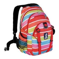 This is Serious. This backpack is loaded with features and packed with amenities. With a water-resistant lining, each segment has multiple pockets including a padded sleeve to protect your 15 inch laptop or tablet, space for your media