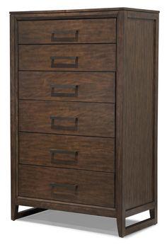 Mercer Chest by Cresent Fine Furniture