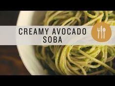 Garlic Parmesan Soba Noodles with Tofu | Noodles, Pho & Ramen ...