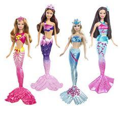 Barbie in a Mermaid Tale 2 Royal Mermaid Dolls