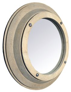 Porthole mirror small- want this for the kids room