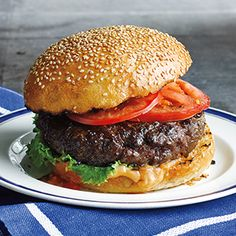 Hellmann's(R) Best Ever Juicy Burgers - How can this be bad when it has Hellmanns in it?  Can't wait to try!