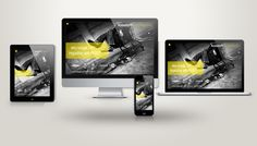 Content Management System, Wordpress Theme, Design, Advertising Agency, The Last Song, Concept