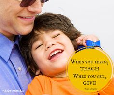 #InspirationalQuotes #teach #give