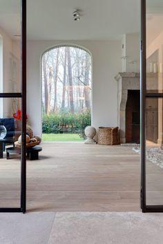 Nobel Flooring - Verouderde vloer in landelijke woning