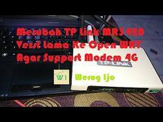 Merubah TP Link MR3420 Versi Lama Ke Open WRT Agar Support Modem 4G - YouTube Tp Link, Wifi Router, Agar, Tips, Youtube, Wireless Router, Youtubers, Youtube Movies, Counseling