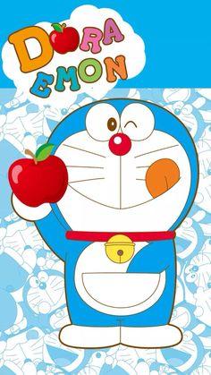 Wallpaper Top Hd Wallpapers, Doraemon Wallpapers, Wallpaper Wa, Cartoon Wallpaper Hd, Mobile Wallpaper, Doremon Cartoon, Cartoon Characters, Creative Wall Painting, Japan Crafts
