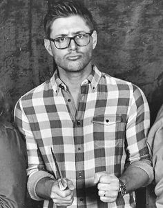 I can't handle him in hot nerd glasses...omg my ovaries just exploded!