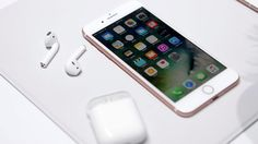 Präsentation des iPhone 7: Apple verzichtet auf Kopfhörer-Buchse