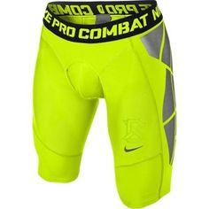 Nike Pro Combat Hyperstrong Slider 1.5 Men's Baseball Shorts 634677 Was $70 XL