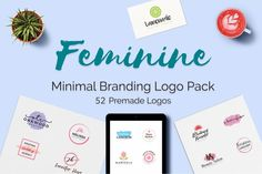 500+ High-Quality, Premade Logos - only $14! - MightyDeals