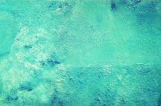 Turquoise Kid Sponge Paint