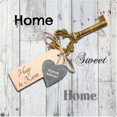 Design: Fastcards www.fastcards.nl - Verhuiskaart Home Sweet Home nieuw adres!