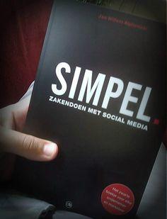 Gijs Matthee @GijsMatthee    Na een tentamenweek lang in de boeken kan ik er geen genoeg van krijgen! #Simpel