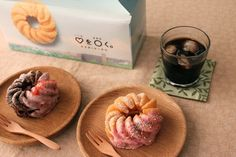 40th anniversary of Mister Donut's introduction of French Cruller donuts