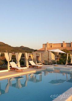 Mallorca: Romantic Hotel Ses Cases de Fetget, Artà, Spain