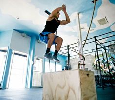 The Best CrossFit Workouts to Help You Get Faster