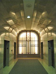 Art Deco.