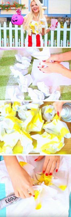 Simple DIY Halloween Costume Ideas for Teen Girls - Gumball Machine - Hello .......  Simple DIY Halloween Costume Ideas for Teen Girls – Gumball Machine – Hello ….#costume #diy # #costume #DIY #Girls #Gumball #Halloween #Ideas #Machine #Simple #teen