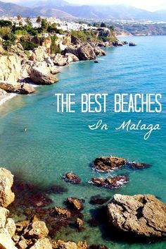 With over 300 days of sun every year, that means that a visit to the beach visit could be on almost any vacation itinerary, regardless of the season. Whether you want to swim, find the best seafood, or simply just relax, there's a great beach option for everyone! But how do you choose? Here's our picks for the best beaches in Malaga to help you!