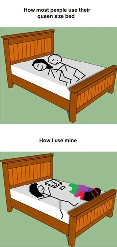 Sleep with my textbooks.