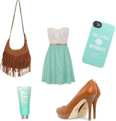 """Walking around town~"" by maddiluvsu ❤ liked on Polyvore"
