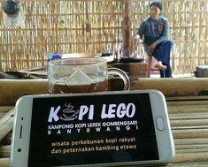 Wisata kebun kopi Banyuwangi
