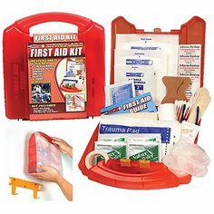 55 Piece Portable Bucket Toilet Hygiene Kit for Survival Camping Jobsite