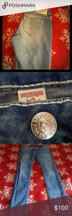 I just added this listing on Poshmark: True Religion Skinny Jeans. #shopmycloset #poshmark #fashion #shopping #style #forsale #True Religion #Denim
