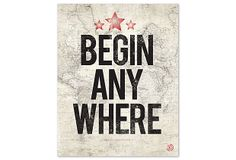 Begin Anywhere on OneKingsLane.com