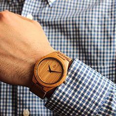 Men's Wooden Watch! @jorge_rodz91 I would love to see this on you!