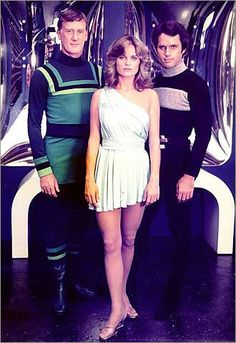 Logan's Run, the TV series - my fav was this man named Rem (or Ram)