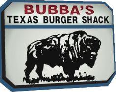 Bubba's Texas Burger Shack in Houston, TX