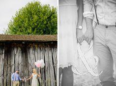 Lichtmädchen Fotografie | Pärchen, Paarfotos, Couple, Engagement, in love, verliebt, Frühling, Spring, Balloons, Ampersand, together, vintage, outdoor
