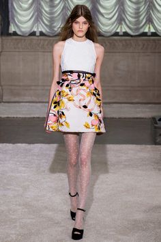 SPRING 2015 RTW GIAMBA COLLECTION