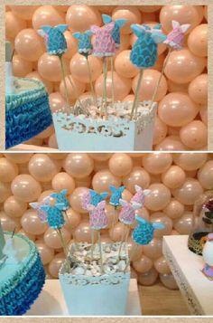 Festa das princesas....